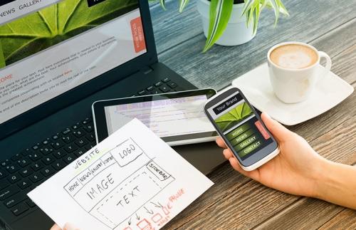 您可以依靠吉林市网络公司的设计师来创建网站的每个页面