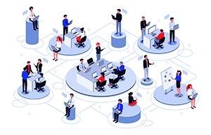 吉林网络公司告诉大家四种常用的网络营销策略